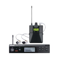 Sistema In-ear-monitor Shure Psm-300