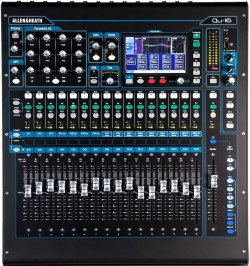 Mixer Digitale Allen E Heath Qu-16 Chrome
