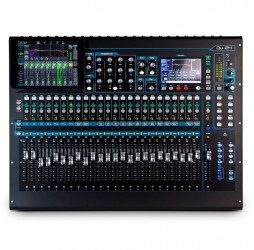 Mixer Digitale Allen E Heath Qu-24 Chrome