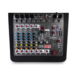 Mixer Allen e Heath Zed I10 Fx