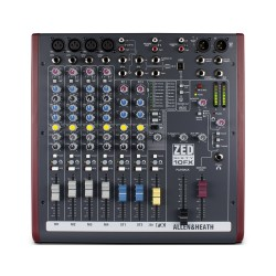 Mixer Allen e Heath Zed 60 10 Fx