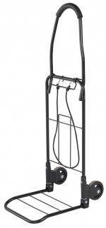 CARRELLO TROLLEY PER FLIGHT CASE RIPIEGABILE