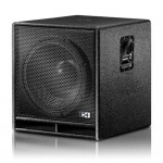 SUB WOOFER AMPLIFICATO MONTARBO BX 181A 1000 WATT