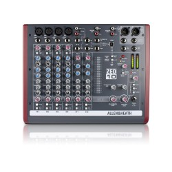 Mixer Allen e Heath Zed 10
