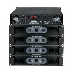 Amplificatore P-1200