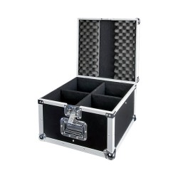 Flight Case Per 4 Par 56