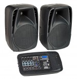 SISTEMA AUDIO BLUPORT FX